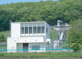 法量発電所